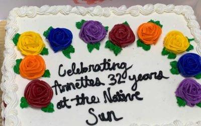 Annette's Anniversary